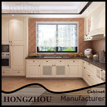 Kitchen Cabinet Solid Rubber Wood Made In Thailand - Buy Kitchen ...