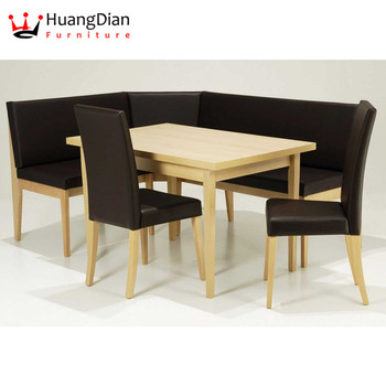 good excellent nook table restaurant design with corner booth seating dining set