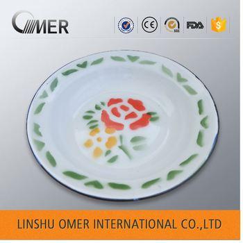 logo printing c&ing custom dinner enamel plate  sc 1 st  Alibaba & Logo Printing Camping Custom Dinner Enamel Plate - Buy Enamel Plate ...