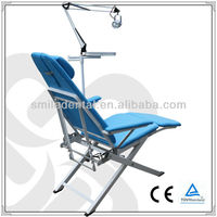 Folded dental chair Portable Patient Chair