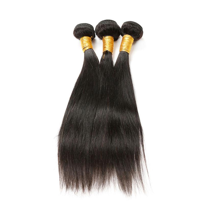 Unprocessed Grade 8A Virgin Hair Double Drawn Temple Hair, Natural black 1b;1#;1b;2#;4# and etc