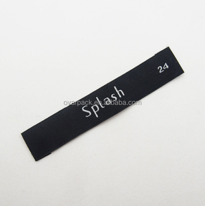 personalized clothing woven labels maker