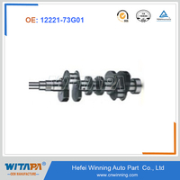 OEM Suzuki Auto Spare Parts Crankshaft 12221-73G01 With Genuine Quality From Manufacture In TS16949