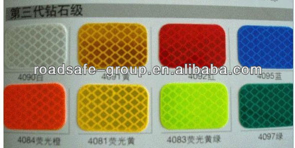 China Alibaba safety road sticker 3m reflective tape