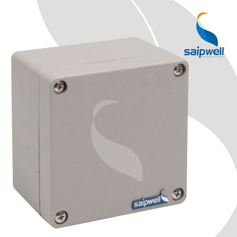 120*120*82mm Customized OEM High Strength Underground Junction Box Enclosure <strong>Electronics</strong>