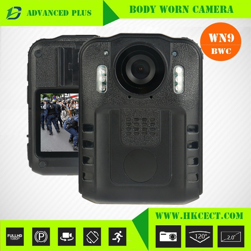 Novatek 96650 chip body camera Infrared Technology and Mini Camera Style Digital law enforcement Camera