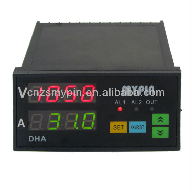 DH China RMS Measuring AC Voltage Voltmeter/Voltage Meter/Programmable with Alarm/RS485 COMM Computer Auto Record