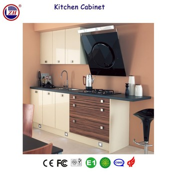 2017 direct factory made mini used kitchen cabinet buy for Made to order kitchen cabinets