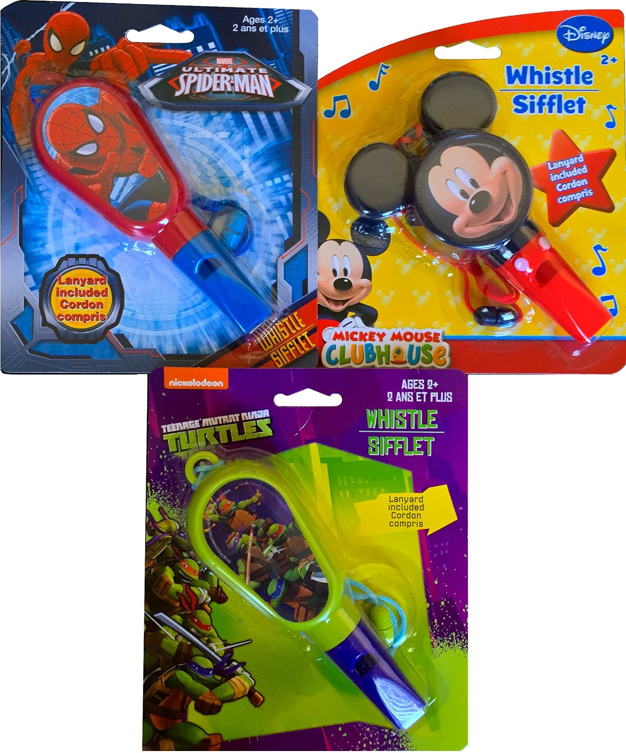 Buy Disney Boys Toys And Games Whistles Perfect For Outdoor Play