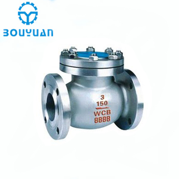 Api6d Flanged Stainless Steel Swing Check Valve From China - Buy Check  Valve,Api6d Flange Check Valve,Stainess Steel Swing Check Valve Product on