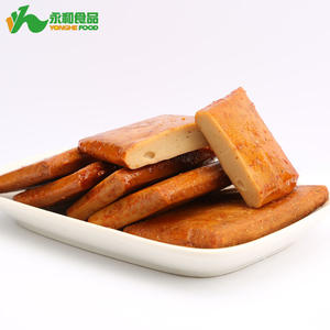 Wholesale Health Food Soft Fish Tofu Beancurd Products for African Food