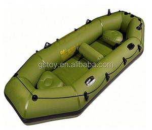 inflatable plastic racing boat rowing boat