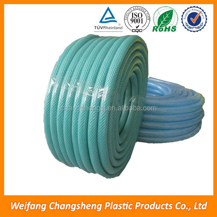 flexible stretch vacuum hoses pvc reinforced hose high pressure pvc garden hose