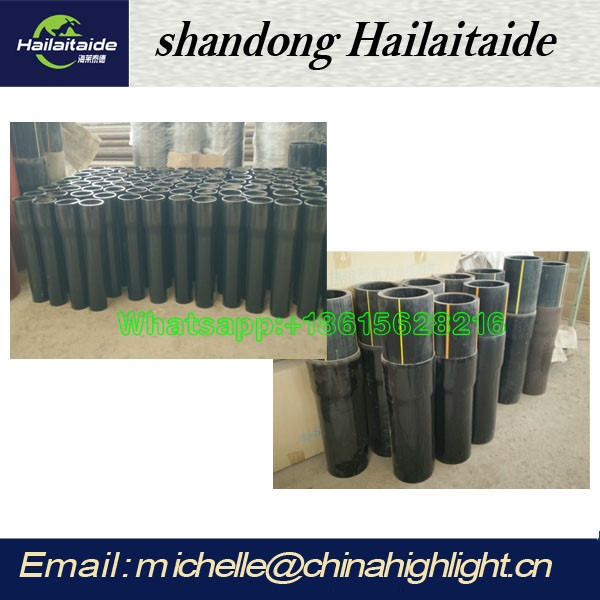 selling pe steel pipe transition fittings in Jinan