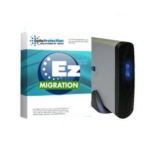 Imaging - Cloning Software with 3.5-Inch USB to SATA External Hard Drive Enclosure