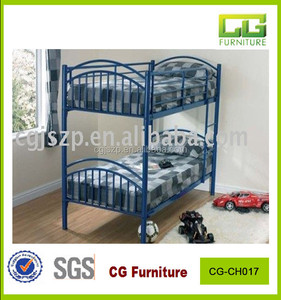 China Blue Metal Bunk Bed China Blue Metal Bunk Bed Manufacturers