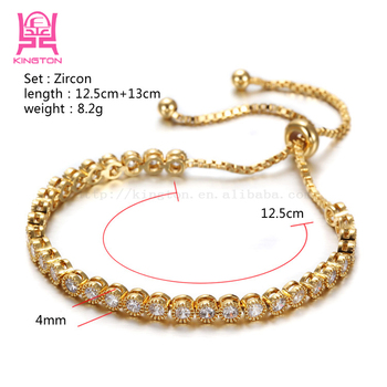 Fashion New Gold Stone Bracelet Models 2017