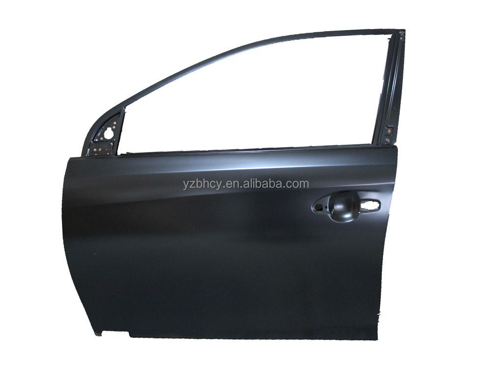 hot selling Toyota spare body parts VIOS 2014 yaris ZSP151 front doors panel 67002-0D900/67001-0D900/67004-0D220/67003-0D900