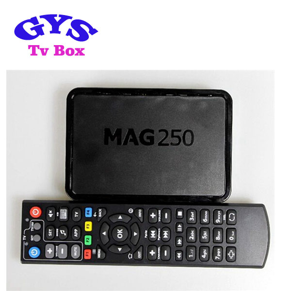 IPTV STB MAG250 with high quality in stock now