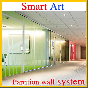Partitions For Office Space Interior Glass Wall Cost Buy Cubicle Walls Frameless Glass Wall