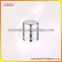 aluminium closure plastic cap of manufacturers and suppliers in China,perfume lids