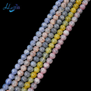 Wholesale China Crackle Glass Crystal Bead For Accessory,Decoration