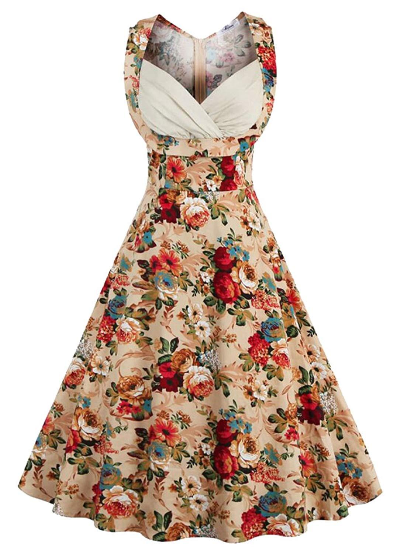 Vintage Tea Party Dresses