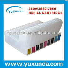 9pcs Refillable Cartridges For Epson Pro 3880(New design)