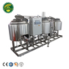Brewing system 100 litre electric craft beer equipment