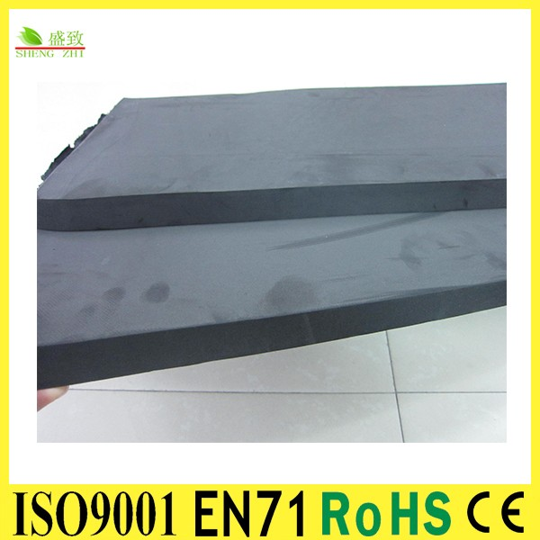 Anti-slip Waterproof shoes rubber outsole raw material of EVA&RB&EPDM