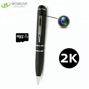 Full HD High Quality Spy Pen With Night Vision Hidden Camera USB 2K Pen Camera