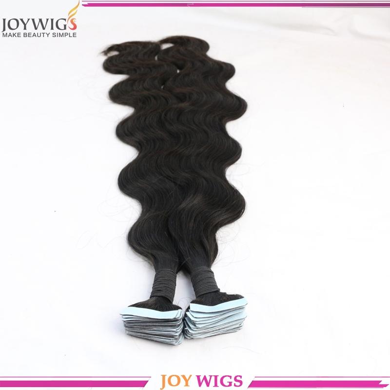 Best Selling Skin Weft Hair Extension 100 European Hair Remy Tape