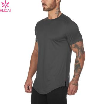 Wholesale Dry Fit Gym Shirt For Men Workout Fitness Clothing