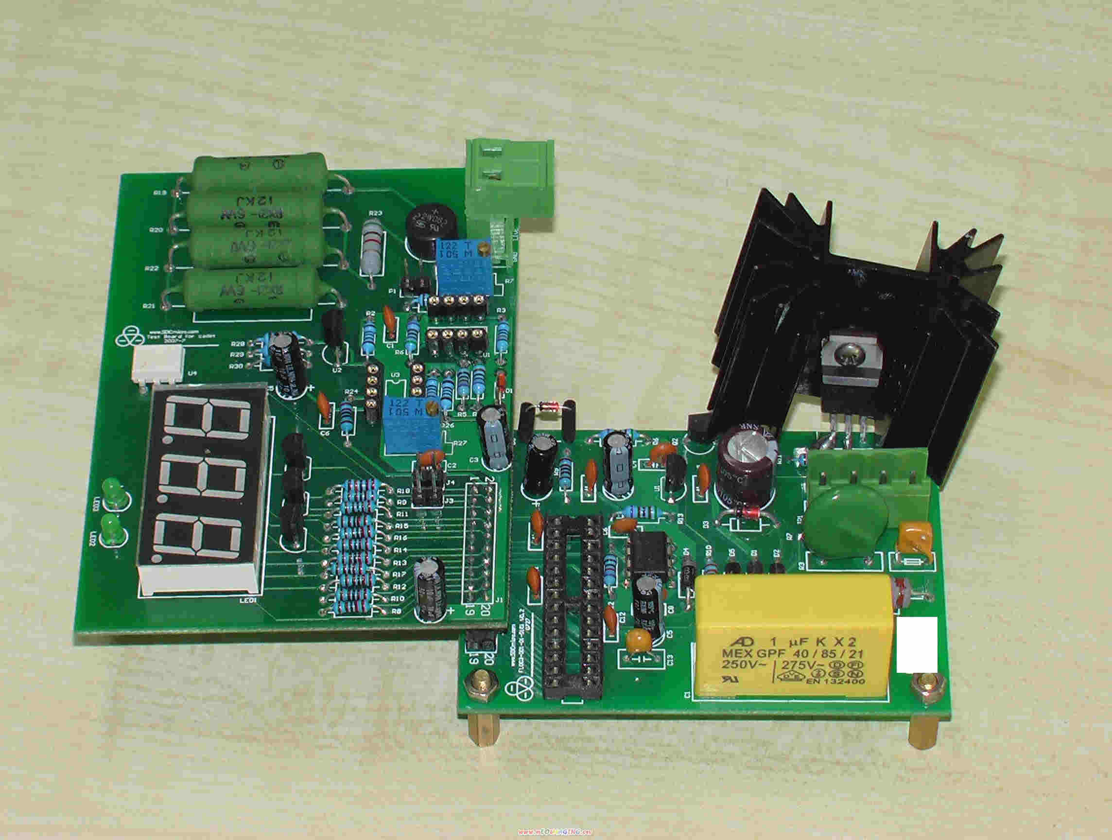 Custom Control Modules Printed Circuit Board Pcb Buy Boardspcb Design Product On