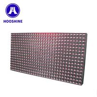 red p10 led stock market ticker