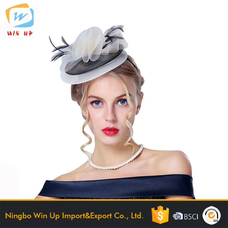 WINUP High Quality Handmade Tea Party Hair Fascinators Wedding Hat