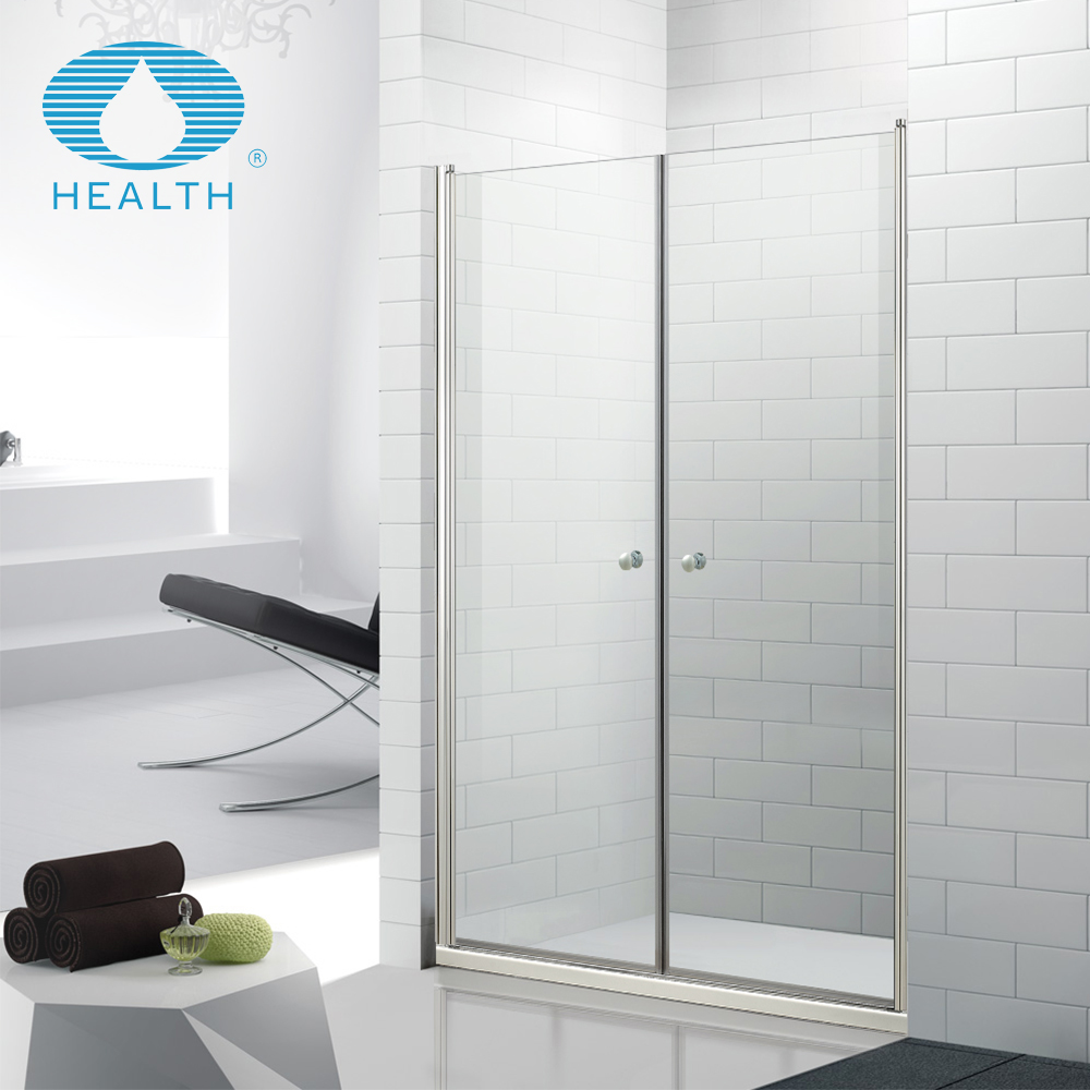 Hot Sale Frameless Double Pivot Shower Door Buy Pivot Shower Door