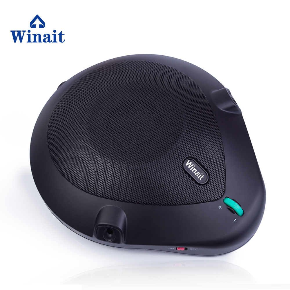 WINAIT factory prijs mini usb speaker audio Conference system 360 omni-directionele Microfoon AQ1