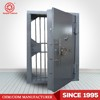 High Quality Metal Bank Security Door Safe Steel Vault Door