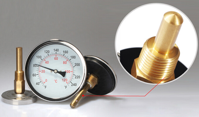 Gwss High Temperature Steam Heating Boiler Furnace Thermometer - Buy  Furnace Thermometer,Boiler Thermometer,Steam Heating Boiler Furnace  Thermometer