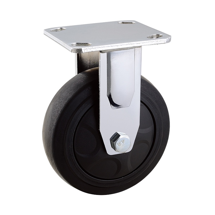 Best price rigid caster wheels 4/5/6/8 inch Industrial caster
