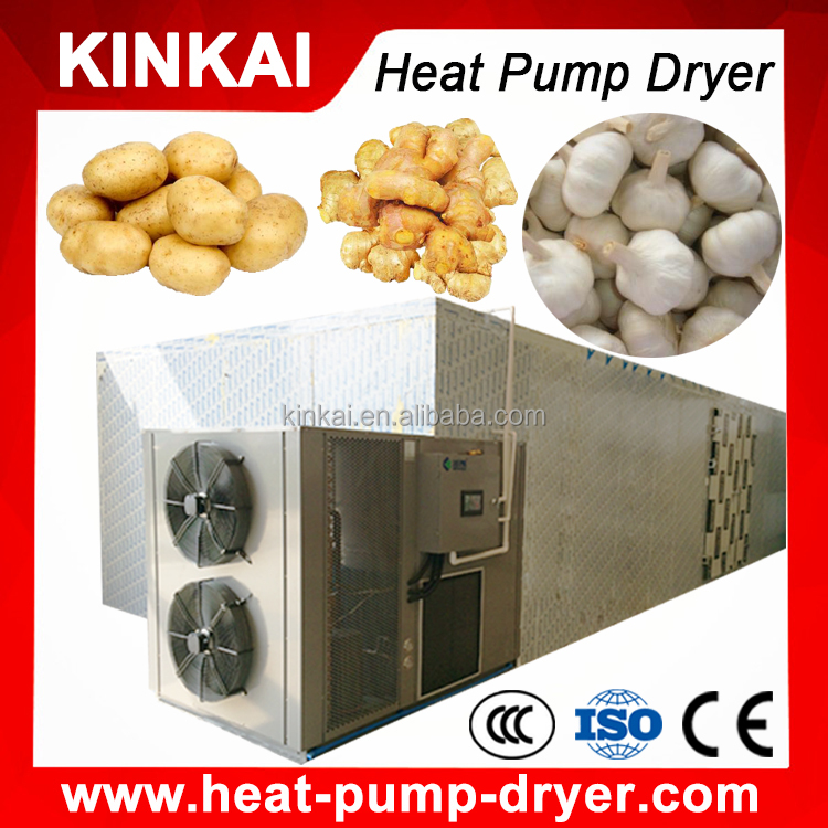 KINKAI Brand Heat Pump Dehydrator/Dryer/Drying Machine For Fruit Vegetable