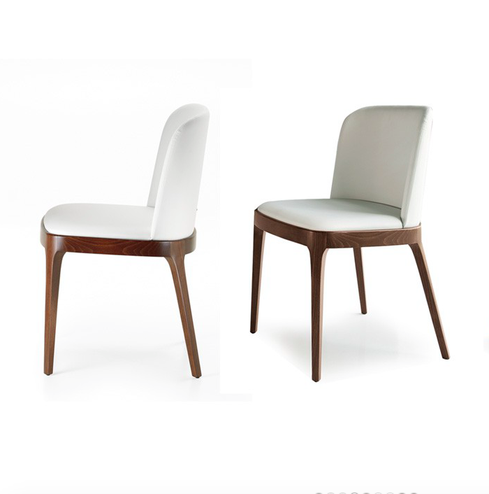 Modern restaurant furniture wood Magda Dining Chair