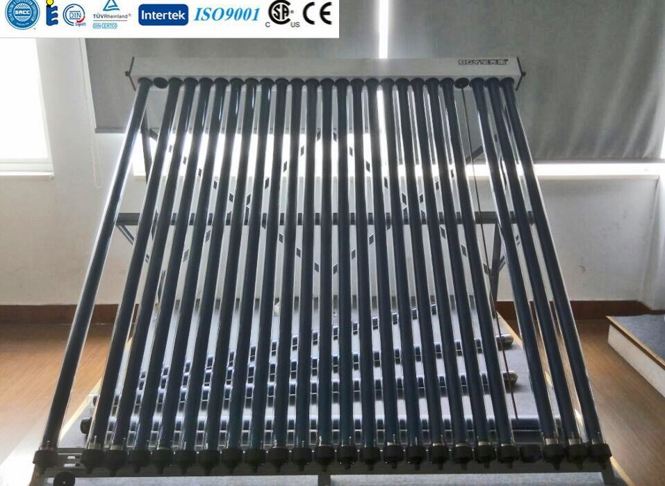 High quality 20 tube solar water heater collectors,export to Russia, US and Canada