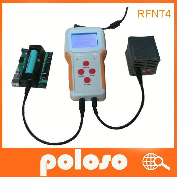 2014 Hot Selling!!Digital Battery Tester Wholesale for Launch RFNT4 Battery Tester for English/Russian launch battery tester