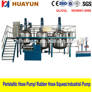 Automatic Paint Manufacturing Equipment/Paint Production Line paint thinner machine production line and making machines