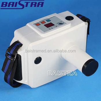 Dental Equipment High Contrast Portable Digital X-ray Unit ...