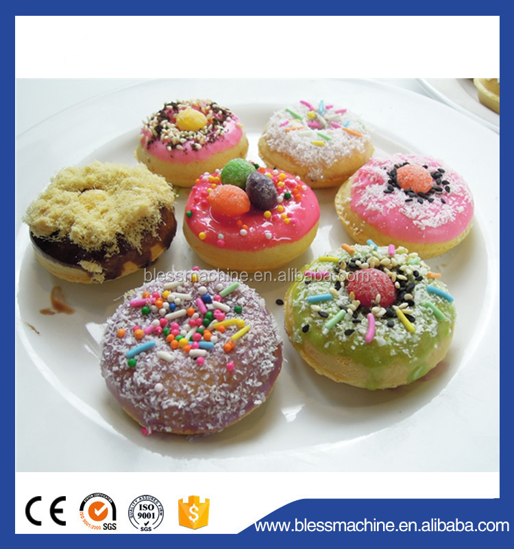 Good reputation at home and abroad user friendly design dunkin' donut machine with Alibaba trade assurance