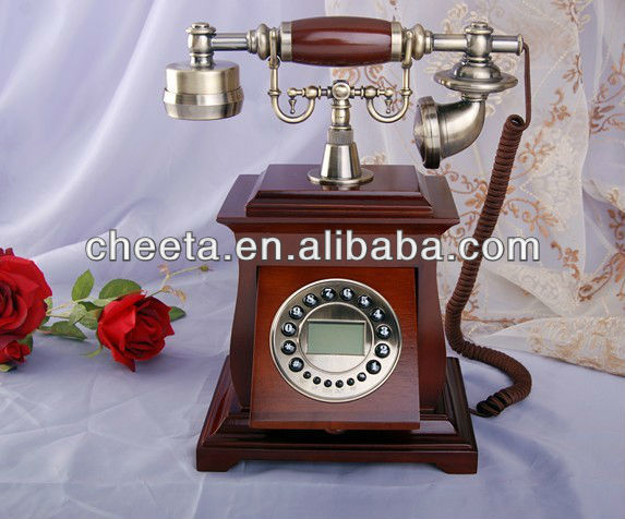 new antique porcelain telephone for promotion