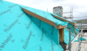 Windproof Layer Inclined Roof//Non woven Fabrics//pp spunbond nonwoven,polypropylene nonwoven fabric